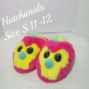 🎈4/$20🎈Hatchimals  Kids House Shoes Size 11-12